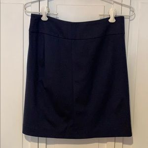 Banana Republic Mini Skirt (Navy)